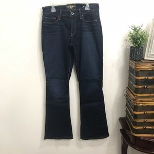 💥4/$20 {Lucky Brand} Denim in Ankle Sofia Bootcut